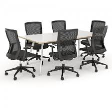 Board Meeting Table Legacy Board Table With Polished Alloy Base 8 10 Seater