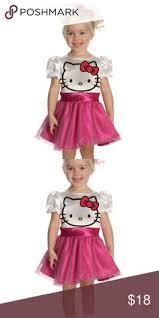 Kitty Toddler Halloween Costume Teen Girls Kitty Costume Party White