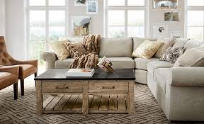 Seating Furniture Living Room 5 Tips To The Right Living Room Seating Pottery Barn