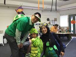 halloween family costume 2014 turtles grace ling yu