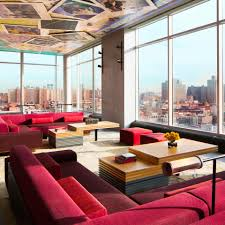 Chambre Style New York by New York Hotels Hotel Indigo Lower East Side New York Hotel In