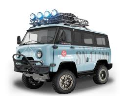 uaz hunter tuning uaz patriot pickup black camper offroad tuning exterior