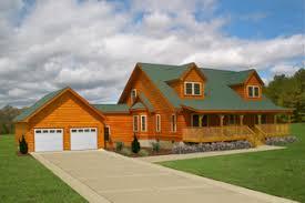 two story log homes banner elk blue ridge log cabins