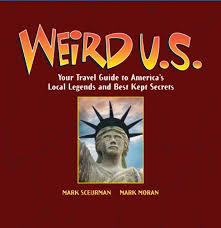 Louisiana best travel books images Weird u s your travel guide to america 39 s local legends and best jpg