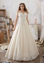 wedding party dresses for women julietta collection plus size wedding dresses morilee