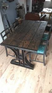 Handmade Industrial Furniture - industrial coffee table handmade steel oak bespoke bespoke