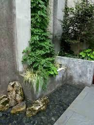 concrete planters photos outside space nyc hgtv