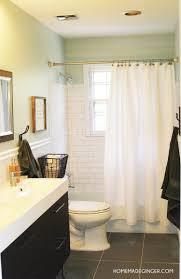 Bathroom Designs On A Budget by Diy Bathroom On A Budget Homemade Ginger