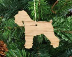 schnauzer ornament etsy