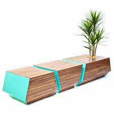 boxcar bench by revolution design house sohomod blog