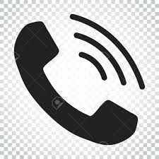 phone icon phone icon vector contact support service sign on isolated