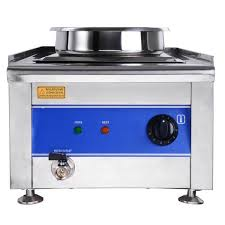 electric steam table countertop dual countertop buffet food warmer steam table w 2x 7 qt pots