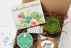 Homesick Candles Promo Code unique birthday gifts and succulent gift boxes for any occasion