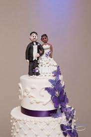 biracial wedding cake toppers biracial wedding cake topper wedding cake cake ideas by