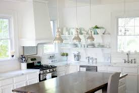 White Marble Kitchen by White Dream Kitchen On A 5k Budget The Source List Restless