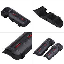 gear for motorcycles 4pcs elbow pads knee guard armor protector protective gear for