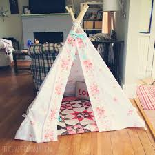 Tents For Kids Room by 38 Best Diy Tents And Teepees Images On Pinterest Diy Teepee