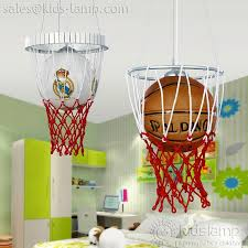 Sports Ceiling Light Luxury Room Sports Basketball Drop Ceiling Lights L