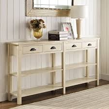 Narrow Console Table Powell Console Table Hayneedle