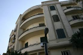 art deco balcony collections art deco architecture in cairo archnet