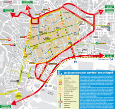 Map Of Naples Italy by Limited Traffic Zone U2013 Naples Centro Storico Napoli Unplugged