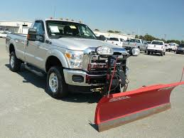 Ford F250 Plow Truck - 2012 ford f350 4wd v8 snow plow in august special event from