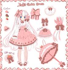 Cute Anime Hairstyles Anime Dress Designs Cartoon Dresses Style 21257wall Jpg Anime