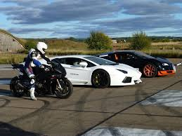 lamborghini motorcycle motorcycle stunt riding vs lamborghini youtube