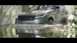 2018 range rover velar youtube