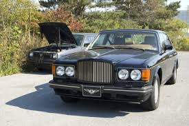 bentley turbo r bentley turbo r ran when parked