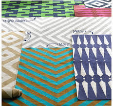 Weave Rugs Out And About Jonathan Adler U0027s Killer Flat Weave Kilim Rugs D