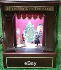 mr gold label nutcracker suite ballet animated wood