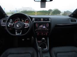 volkswagen pickup interior 2017 vw jetta gli 2 0t 6mt road test review by ben lewis
