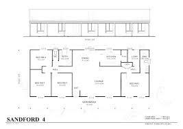 simple 4 bedroom house plans floor plans 4 bedroom simple 4 bedroom floor plans well suited