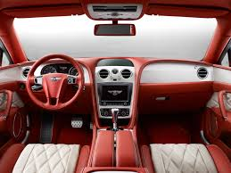 bentley flying spur custom bentley flying spur now with custom champagne flutes and perfume