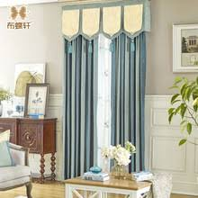 Valance And Drapes Popular Luxury Valances Buy Cheap Luxury Valances Lots From China