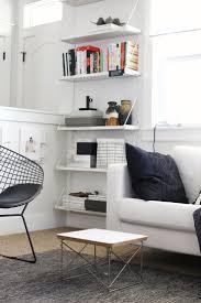 Wall Mounted Shelves Ikea by Best 20 Corner Shelf Ikea Ideas On Pinterest Corner Furniture