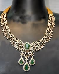necklace with green stone images Green stone necklace arts jpg