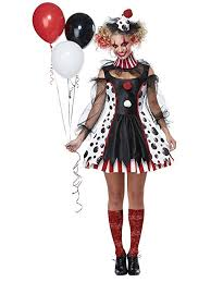 clown costume twisted clown costume scary costumes on for