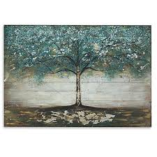 Bed Bath And Beyond Richmond Tree Wooden Plank Wall Art Bed Bath U0026 Beyond