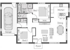 Unit Designs Floor Plans   rive unit villa house designs tasmania wilson homes