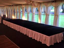 wedding backdrop hire birmingham wedding stages birmingham hire a stage for your event event store