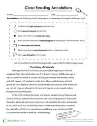 5th grade reading worksheets u0026 free printables education com