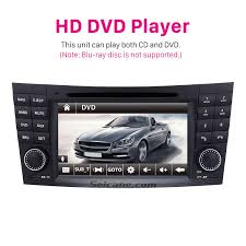 car dvd player for 2002 2008 mercedes benz e class w211 with gps