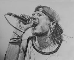 freehand pencil sketch mike champa by throwyourroses on deviantart