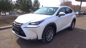 lexus nx turbo paultan 2015 lexus nx 200 awd start up engine and in depth tour youtube