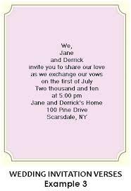 Wedding Invite Verbiage Wedding Invite Wording Wedding Plan Ideas