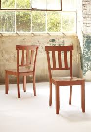 Material For Dining Room Chairs Standard Furniture Dining Room Chair Parsons 2 Carton Red Daly