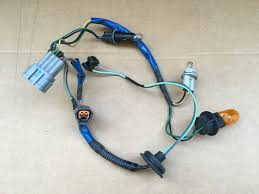 lexus rx300 headlight bulb replacement hlight wiring harnesses factory xenon
