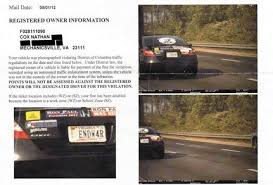 Red Light Camera Ticket Traffic Tickets Make Your Car Invisible Avoid Speed Toll